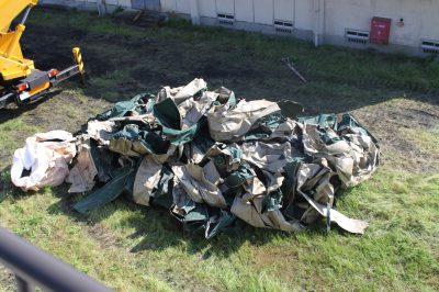 台風18号の被害は甚大だった。米子の王子体育館が…