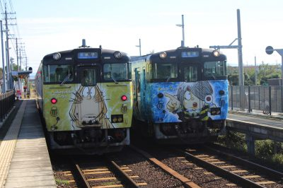 今日は何の日!?鉄道の日らしいよ!