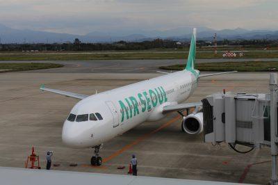 10月30日より米子-ソウル便がアシアナ航空からエアソウルへ!
