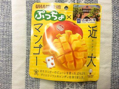 ぷっちょ×近畿大学「ぷっちょ 近大マンゴー」を食べてみた!