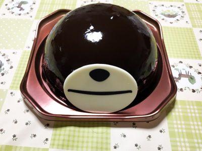「くまモンのフェイスケーキ」を食べてみた!