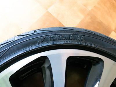 タイヤについての豆知識「タイヤに書いてある記号の見方!」