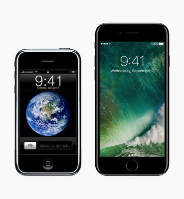 iPhoneが10周年を迎えた!:改革は続く