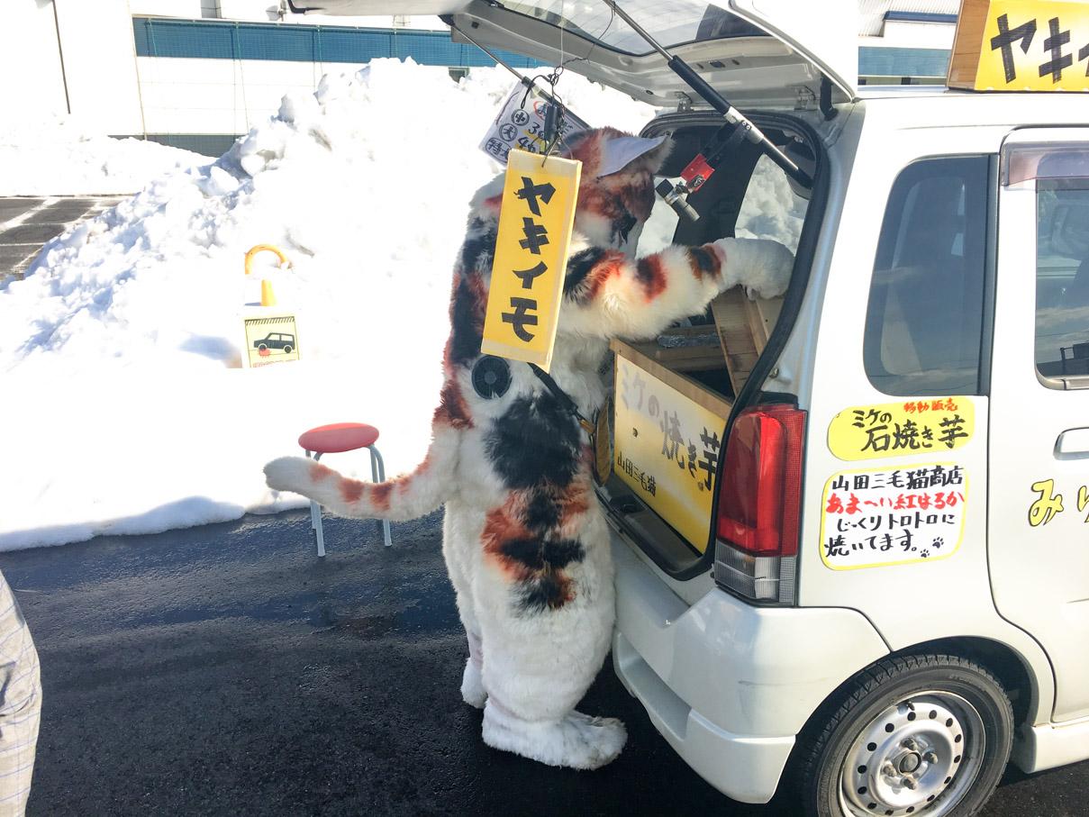 山田三毛猫さん