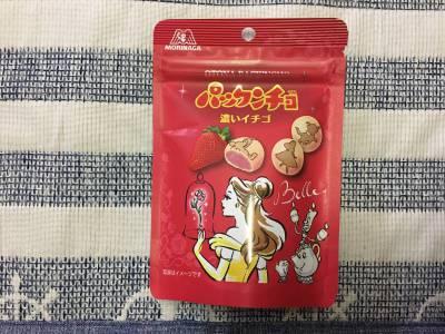 森永製菓の「OTONA PACK'N CHO パックンチョ 濃いイチゴ」を食べてみた!