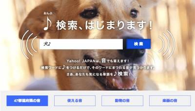 ヤフー検索で新機能!「音の検索」ができるようになった!島根の音は…嘘だろ!?