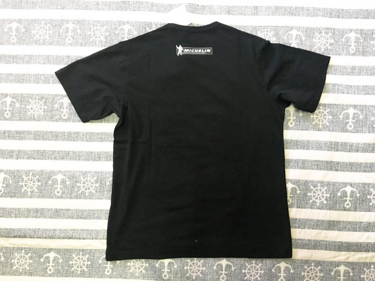 ミシュランマンのTシャツ (1)