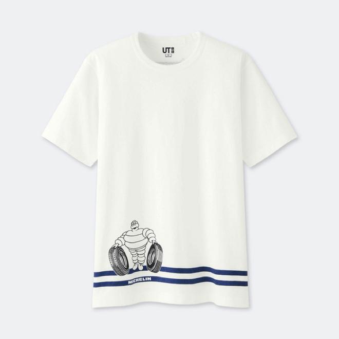 ミシュランマンのTシャツ (7)