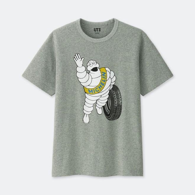 ミシュランマンのTシャツ (6)