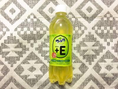 コカ・コーラの「ファンタ キウイ+E 」を飲んでみた!