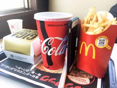 マクドナルドの「ギガ ビッグマック」を食べてみた!