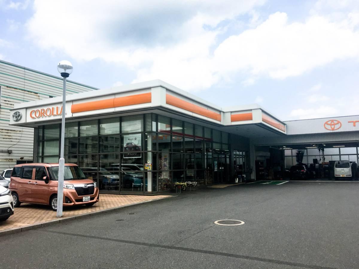 トヨタカローラ鳥取 境港店