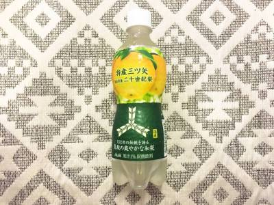 アサヒの「特産三ツ矢 鳥取県産二十世紀梨」を飲んでみた!
