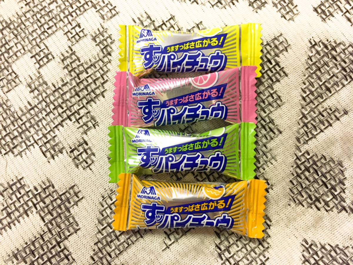 森永製菓 すッパイチュウアソート