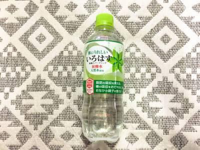 コカ・コーラの「い・ろ・は・す 無糖スパークリング」を飲んでみた!