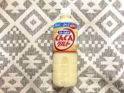 アサヒの「ぐんぐんグルト 3種の乳酸菌」を飲んでみた!