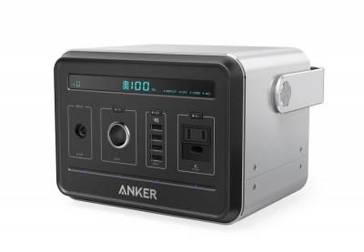 Ankerのポータブル電源「PowerHouse」が欲しい!