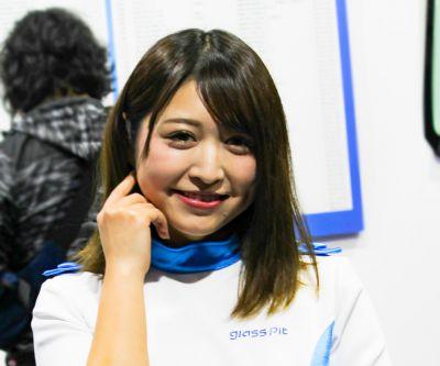 グラスピットのコンパニオンさんのギャラリー【大阪オートメッセ2018】