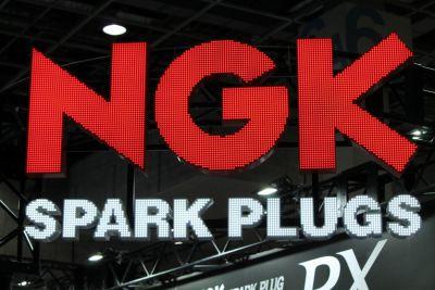 NGKスパークプラグのブースに行ってみた!【大阪オートメッセ2018】