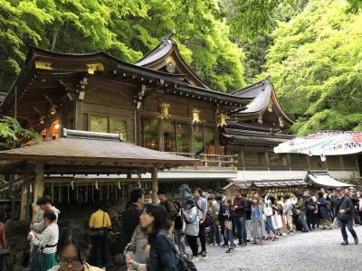 京都のパワースポット「貴船神社」に参拝してみた!