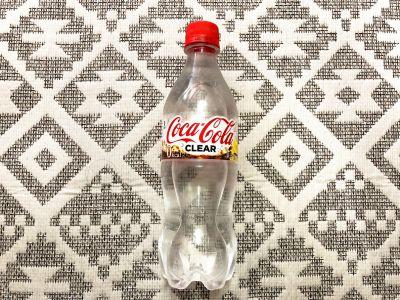 透明なコーラ!「コカ・コーラ クリア」を飲んでみた!