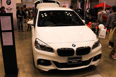BMW/MINIのブースに行ってみた!【山陰モーターフェス2018】