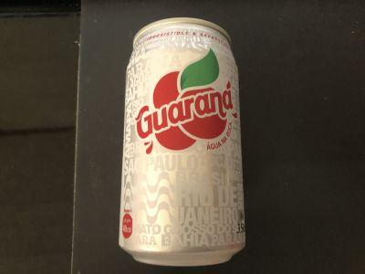 アイ・ビー・フォックスフーズの「ガラナアグアナボカ」を飲んでみた!