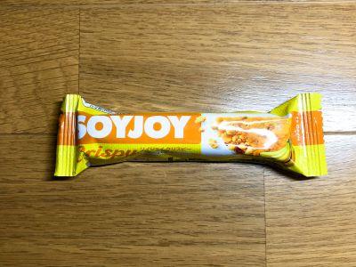 大塚製薬の「ソイジョイクリスピー バナナ」を食べてみた!