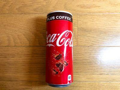 コカ・コーラの「コカ・コーラ プラスコーヒー」を飲んでみた!