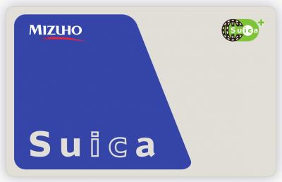 青いSuica!!! Mizuho Suicaを登録してみた!