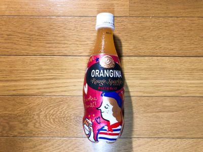 サントリーの「オランジーナ ルージュスパークル」を飲んでみた!
