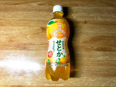 アサヒの「特産三ツ矢 愛媛県産せとか」を飲んでみた!