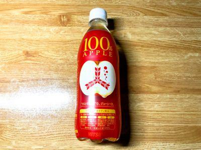 アサヒの「三ツ矢サイダー 100%アップルサイダー」を飲んでみた!