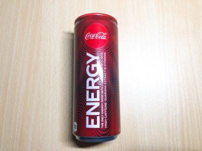 コカ・コーラの「コカ・コーラ エナジー」を飲んでみた!