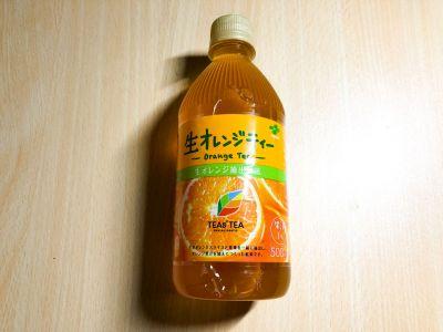 伊藤園の「TEAs' TEA NEW AUTHENTIC 生オレンジティー」を飲んでみた!