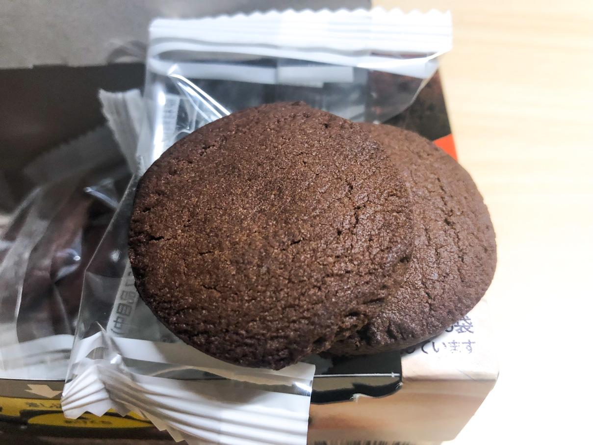 ミルクココアクッキー