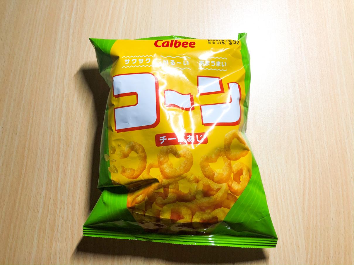 コ~ン チーズあじ