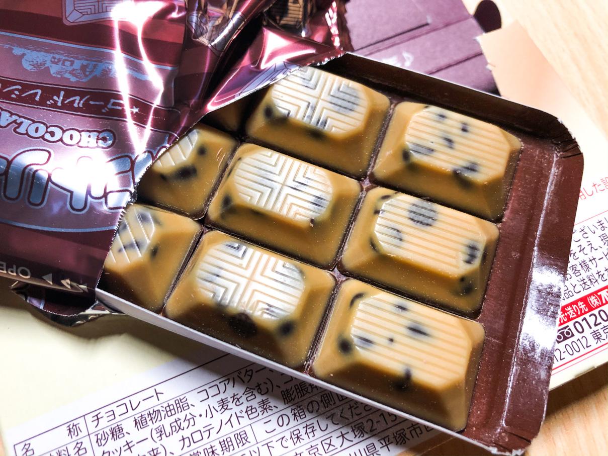 カントリーマアムチョコレート ゴールドレシピ