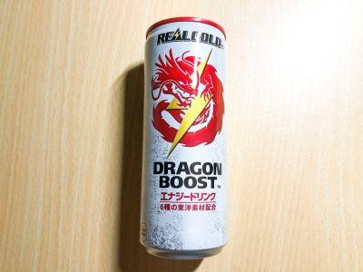 コカ・コーラの「リアルゴールド ドラゴンブースト」を飲んでみた!