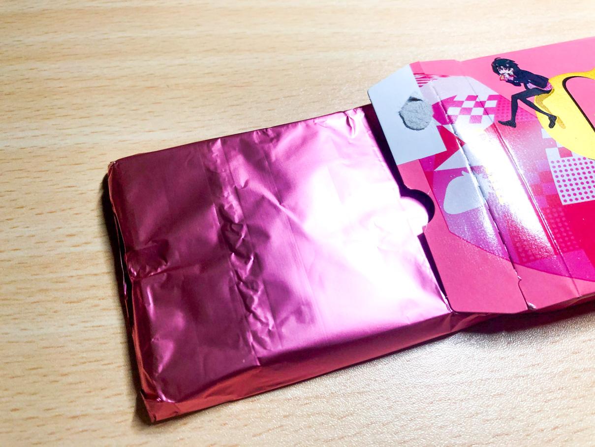 ガーナ ピンクチョコレート