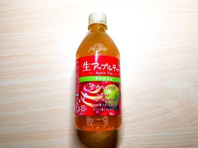 伊藤園の「TEAs' TEA NEW AUTHENTIC 生アップルティー」を飲んでみた!