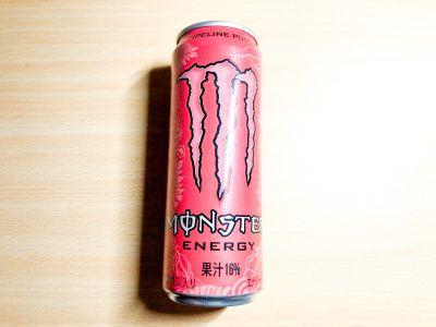 「モンスターエナジー パイプラインパンチ」を飲んでみた!