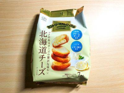 不二家の「カントリーマアムロイヤル 北海道チーズ」を食べてみた!