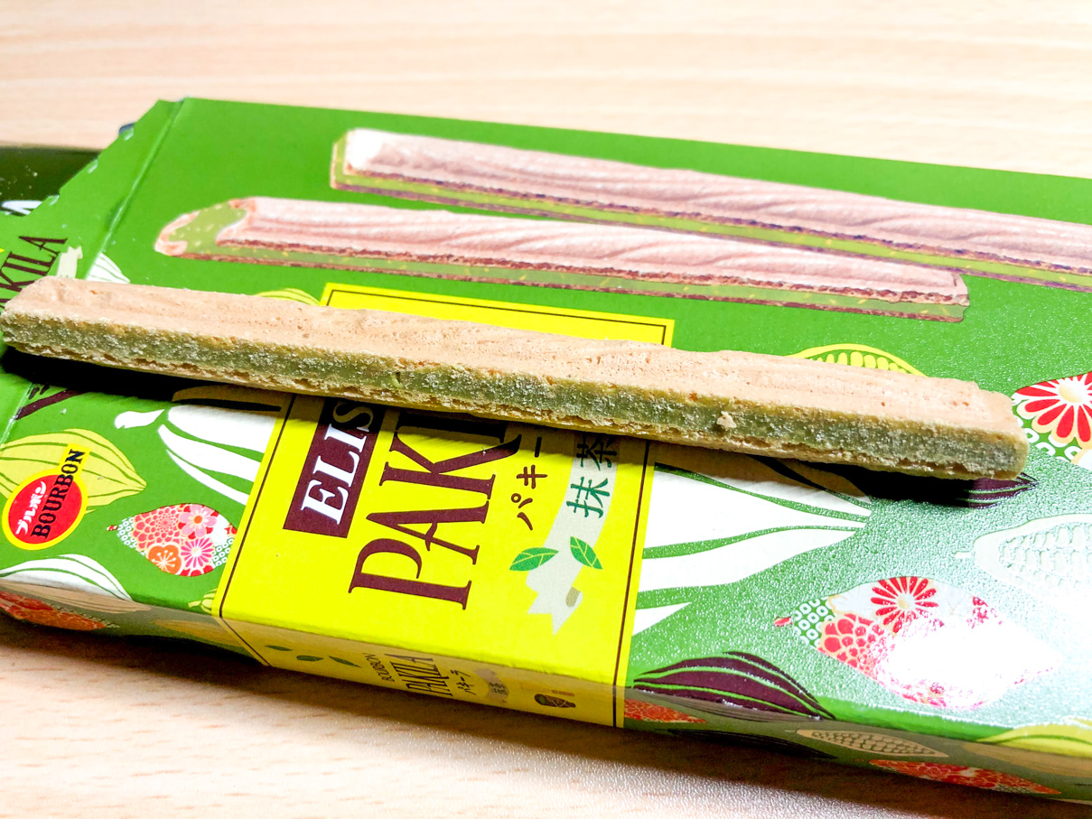 パキーラ 抹茶