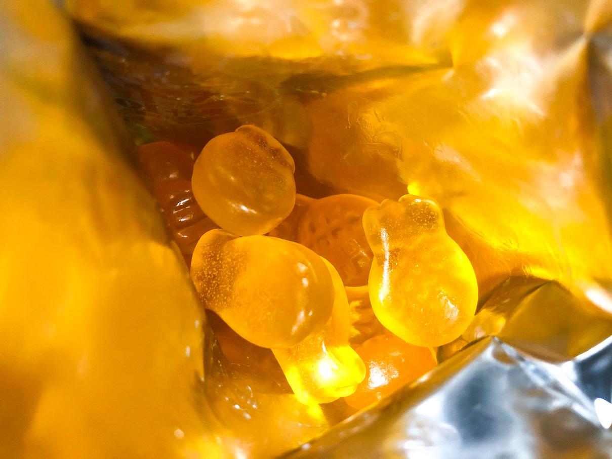 果汁グミ ゴールデンパイン