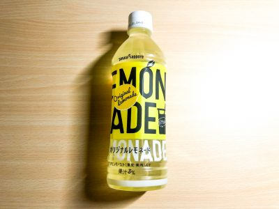 ポッカサッポロの「LEMON MADE オリジナルレモネード」を飲んでみた!