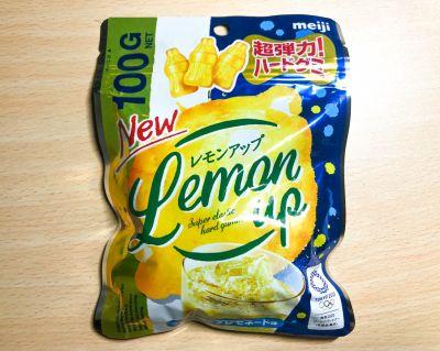 明治の「レモンアップ」を食べてみた!