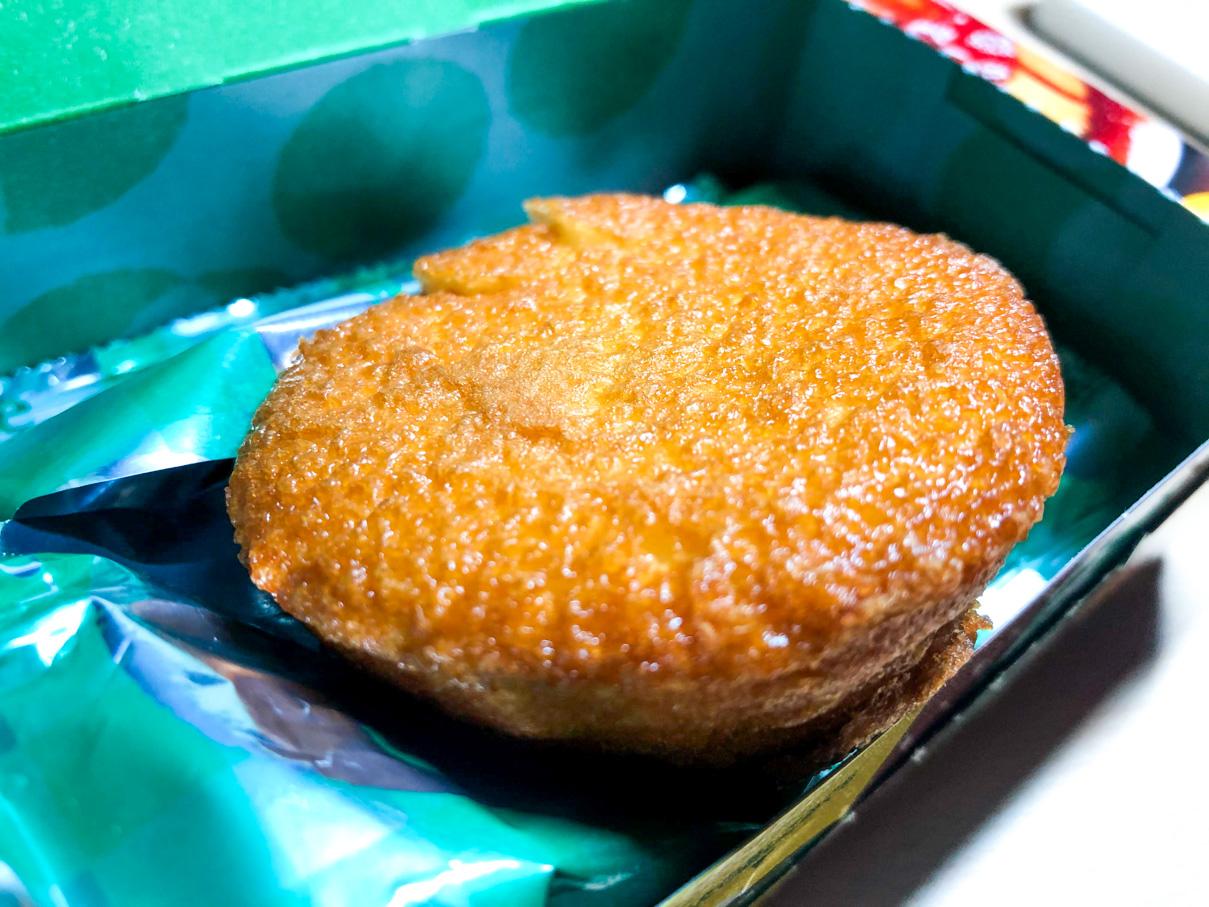 カスタードケーキ ソルティキャラメルバナナ