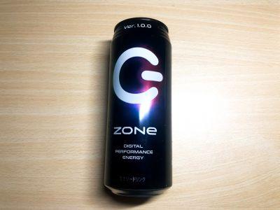 サントリーの「ZONe Ver.1.0.0」を飲んでみた!