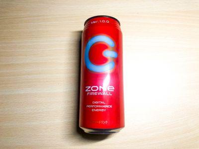 サントリーの「ZONe FIREWALL Ver.1.0.0」を飲んでみた!